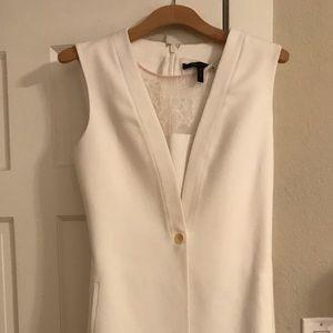 White BCBG Dress
